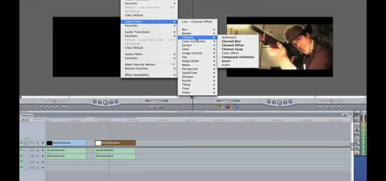 How to make a stereoscopic 3d video with final cut pro final cut how to make a stereoscopic 3d video with final cut pro final cut wonderhowto ccuart Gallery