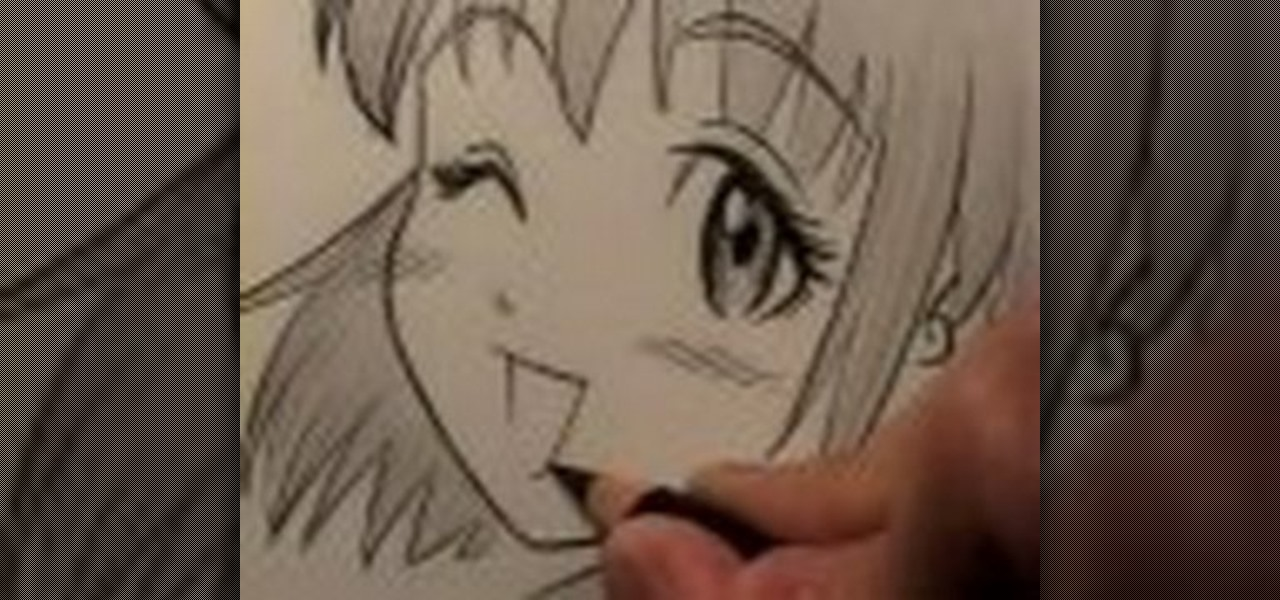 How To Draw Manga Mouths In Four Different Ways 171 Drawing