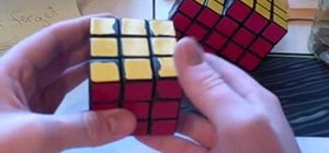 Solve the Rubik's Cube with the Fridrich Method