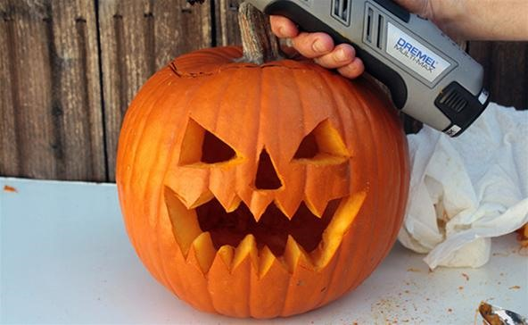 Link Roundup: 15 Guides To Pumpkin Carving