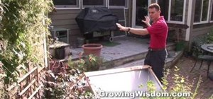 Use a cold frame to extend the growing season