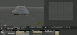 Create 3D cartoon cumulus clouds in Blender