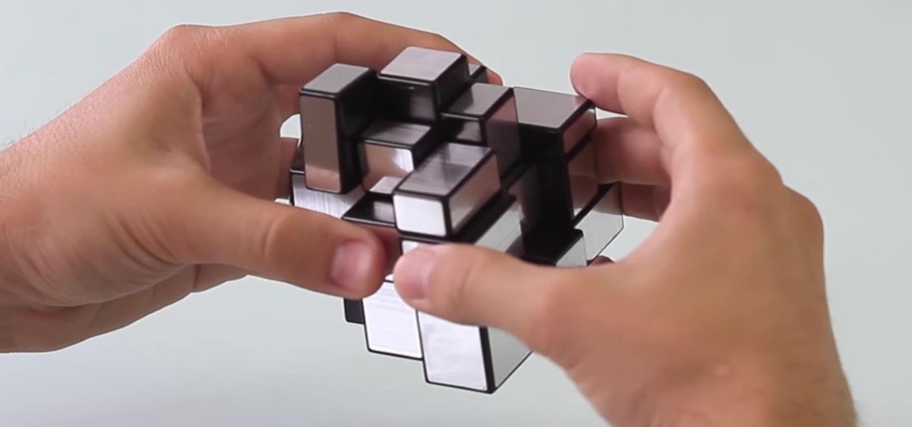 how to solve a rubik s mirror blocks puzzle cube puzzles