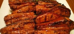 Make inihaw na liempo (grilled pork belly)