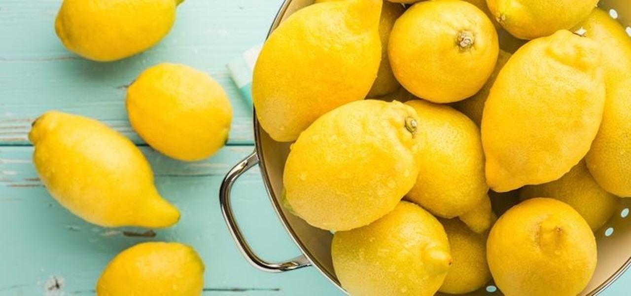 Keep Your Lemons Fresher, Longer