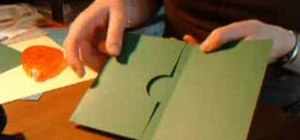 Make pocket cards for Christmas & spring