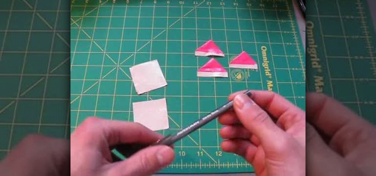 How to make a duct tape flower pen origami wonderhowto mightylinksfo