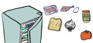 Your Illustrated Guide to What Does and Doesn't Need Refrigerating