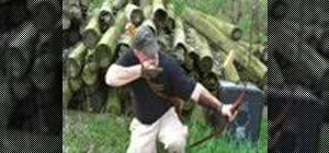 Use archery shooting techniques