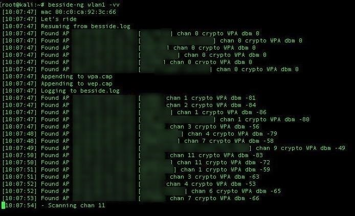 How to Hack Wi-Fi: Automating Wi-Fi Hacking with Besside-ng
