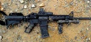 Cleanliness is Next to Godliness: Iraq War Vet On Assault Rifle Maintenance