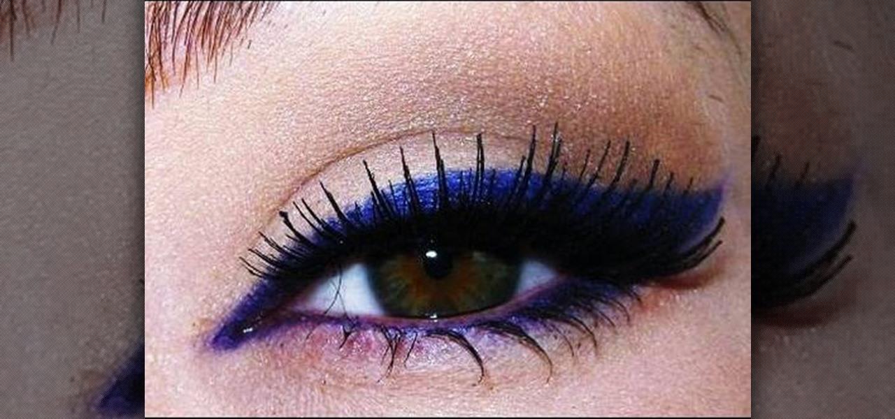 How To Make Eyeliner Stencils Makeup Wonderhowto
