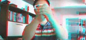 Anaglyph 3D video