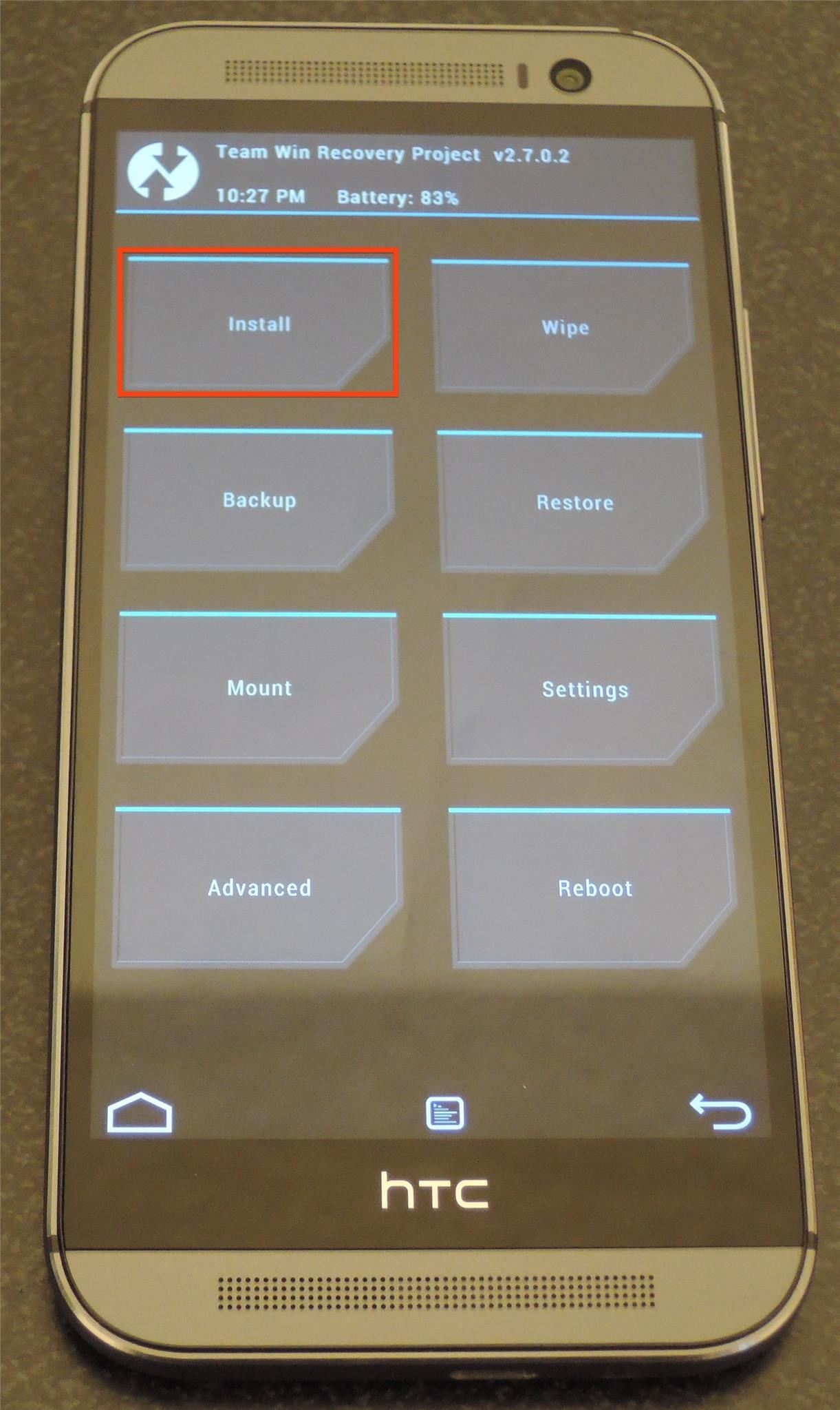 How to Unlock the Bootloader & Root Your HTC One M8