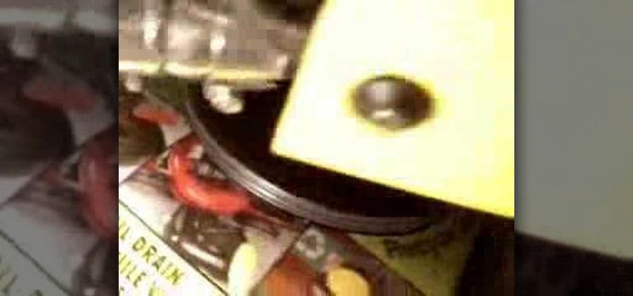 How To Change The Oil In Your Kawasaki Ninja 250