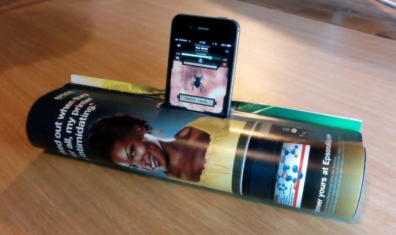 Boost Up Your Smartphone Tunes with One of These MacGyver
