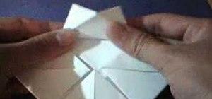 Origami a camera