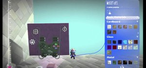 Make a top-down twin-stick shooter in LittleBigPlanet 2