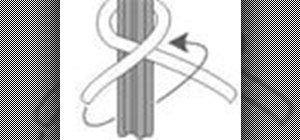 Tie the constrictor knot for boating
