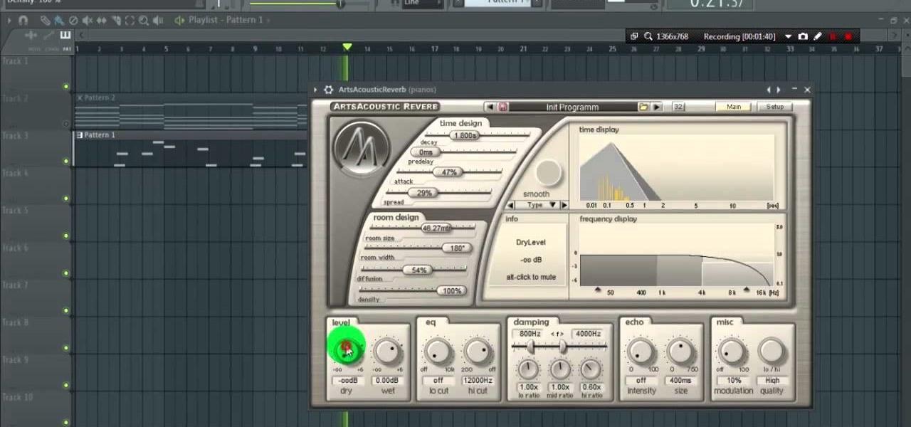 how to add sound effects on garageband
