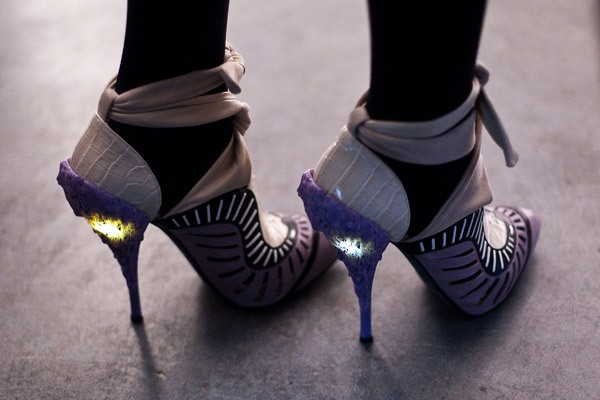 Totally Hot LED Heels By Two Twisted Sisters