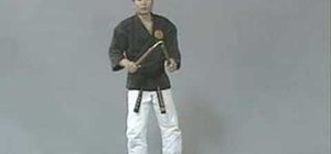 Execute basic moves in nunchaku
