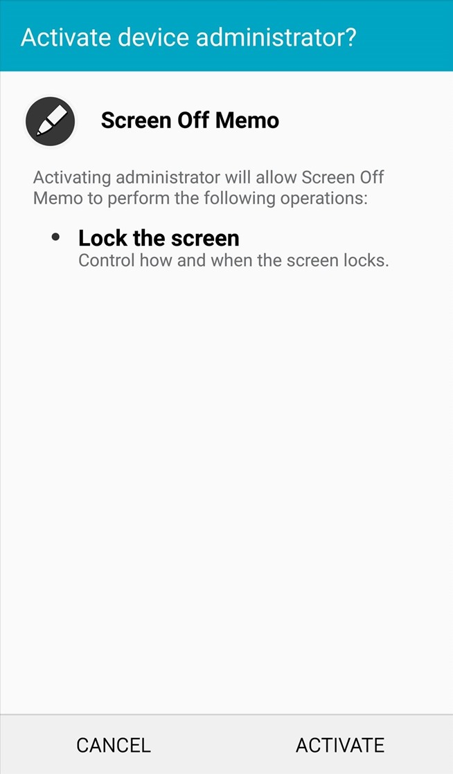 How to Get the Samsung Galaxy Note 5's 'Screen Off Memo' Feature on Older Note Devices
