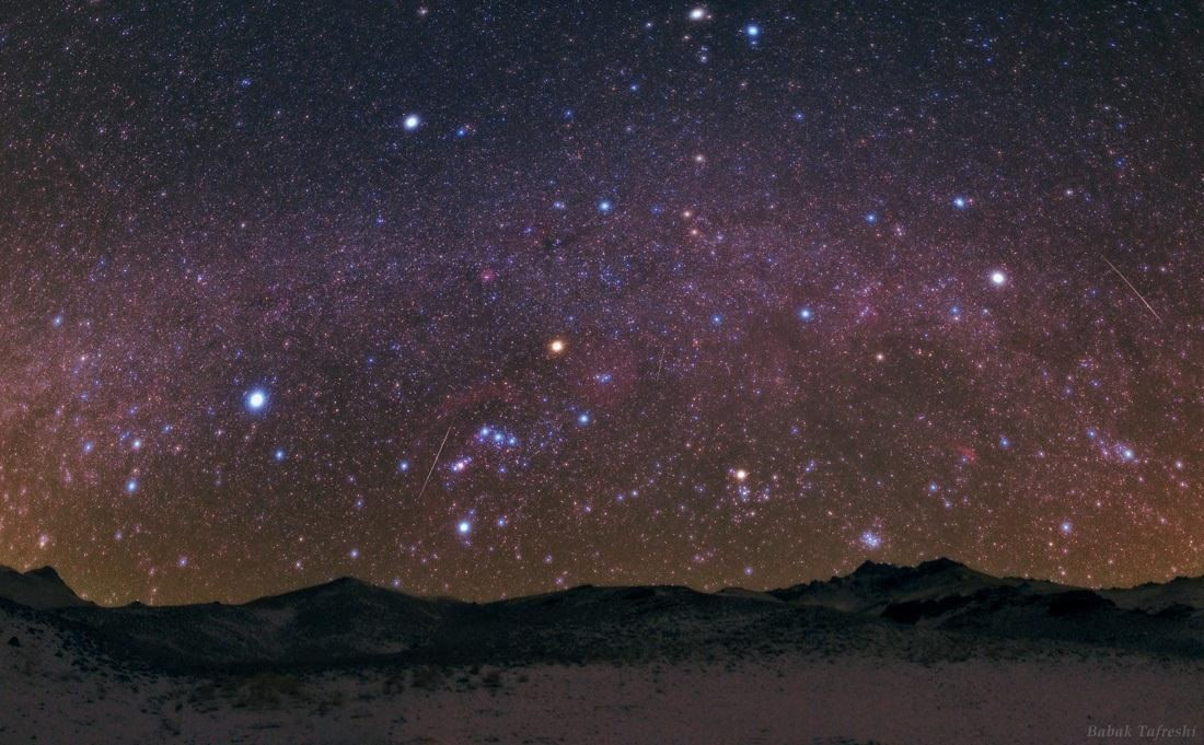 How to Watch Tonight's Peaking Geminid Meteor Shower—About 100 Shooting Stars Per Hour!