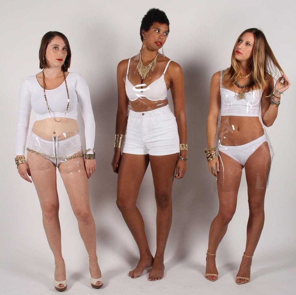"DIY ""Blurred Lines"" Halloween Costume: You Know You Want It"
