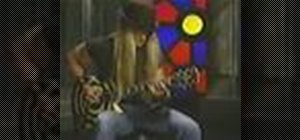 Learn the pentatonic scales & vibrato with Zakk Wylde