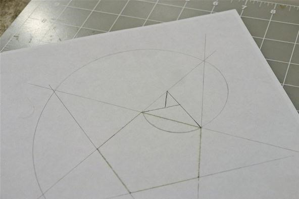 Math Craft Monday: Community Submissions (Plus How to Make the Golden Spiral)