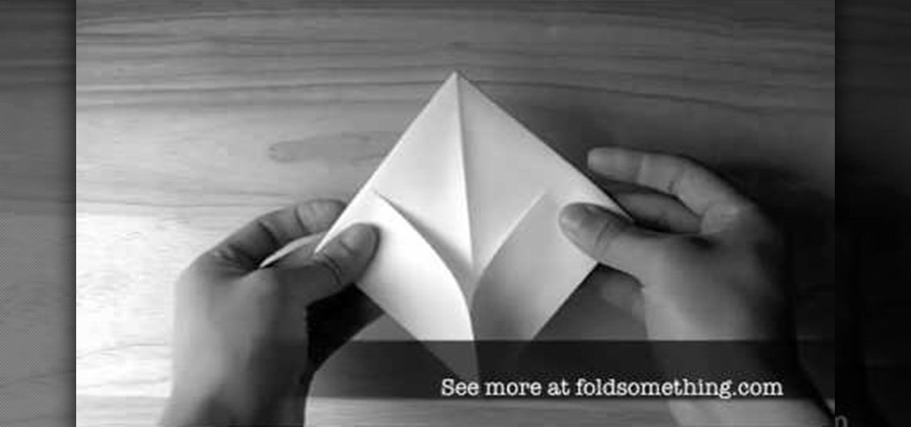 HOW TO MAKE A 3D ORIGAMI SMALL BRIDE - YouTube | 600x1280