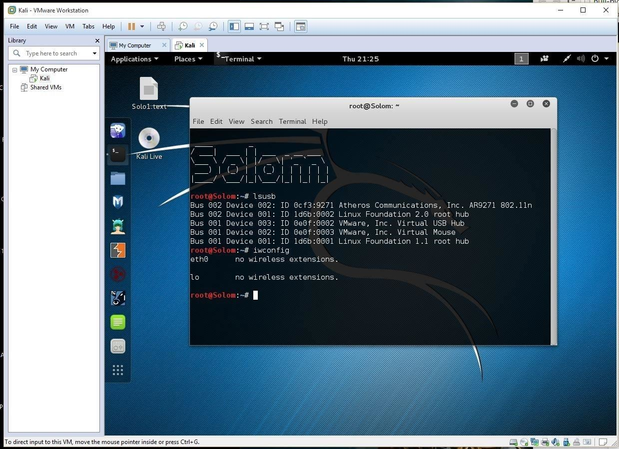 Tp-Link wn722n Usb Porblem with Kali Linux  « Null Byte