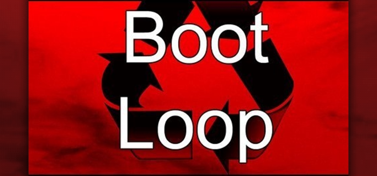 How to Set up an infinite boot loop with Household Hacker