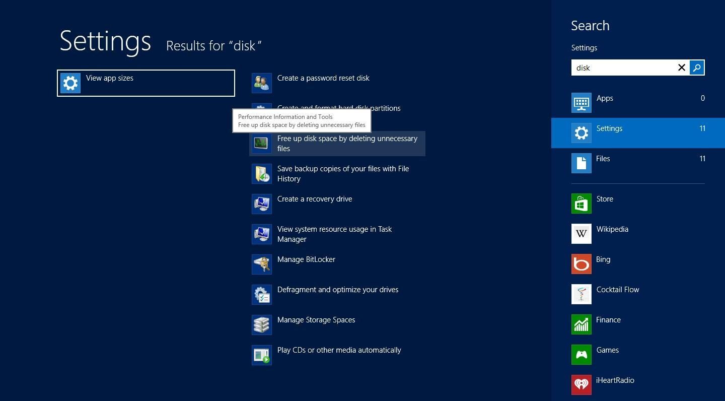 How To Clear All Caches And Free Up Disk Space In Windows
