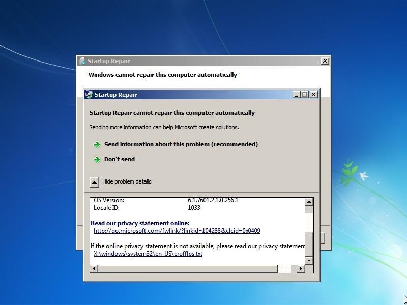 bypass fingerprint logon windows 7