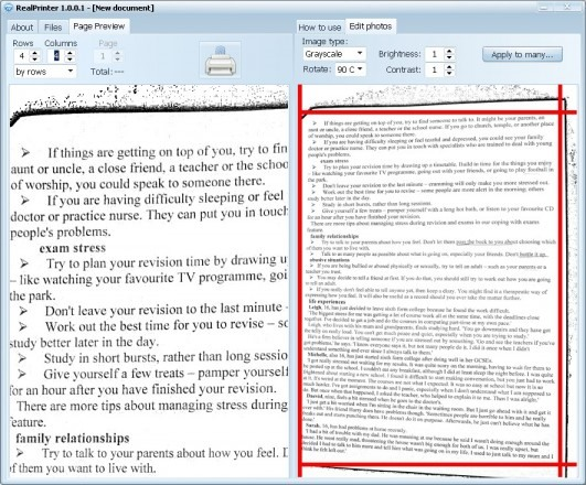 How to Create an eBook in Windows with RealPrinter