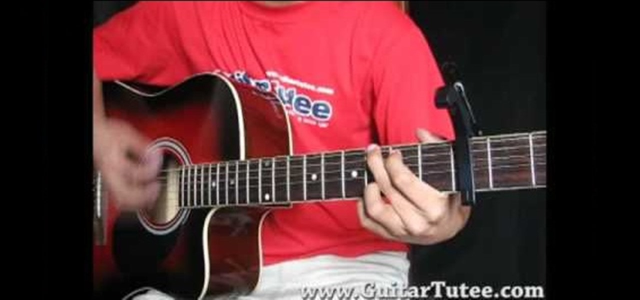 How To Play The Way I Loved You By Taylor Swift On Guitar