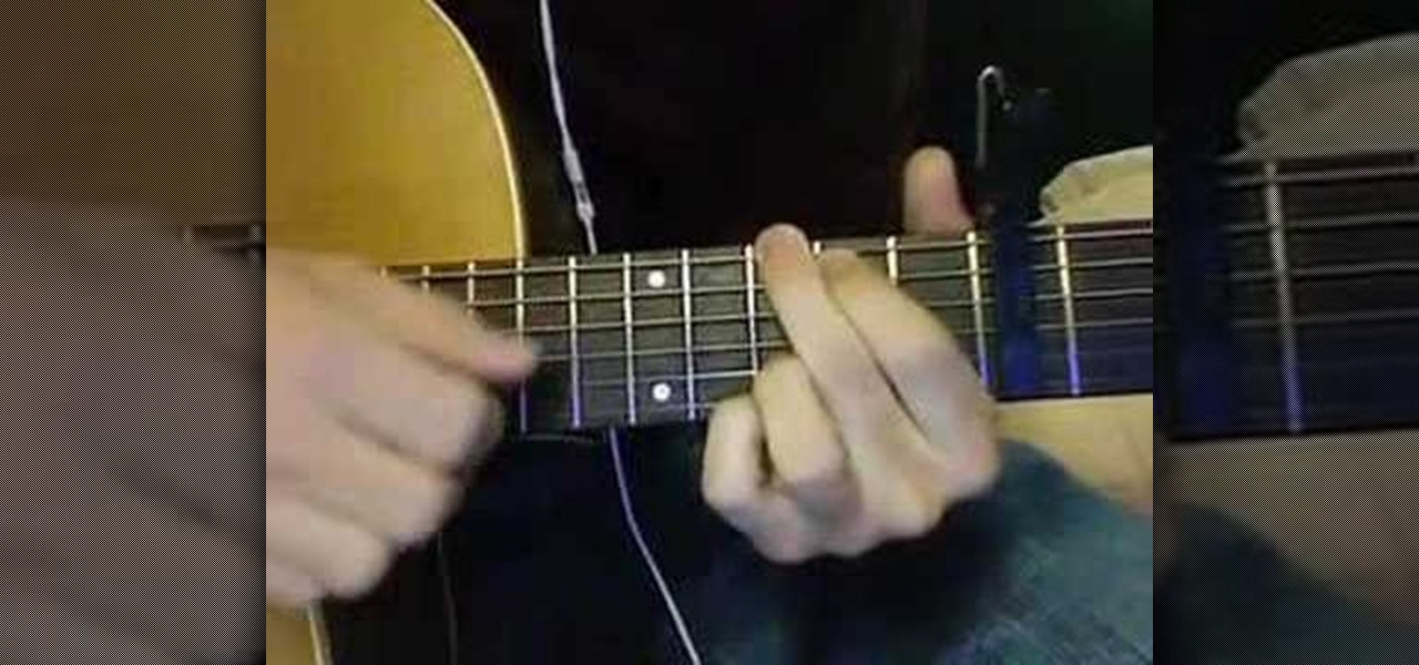 How To Play Lua By Bright Eyes On Acoustic Guitar Acoustic