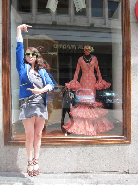 Levitation Challenge: Flamenco
