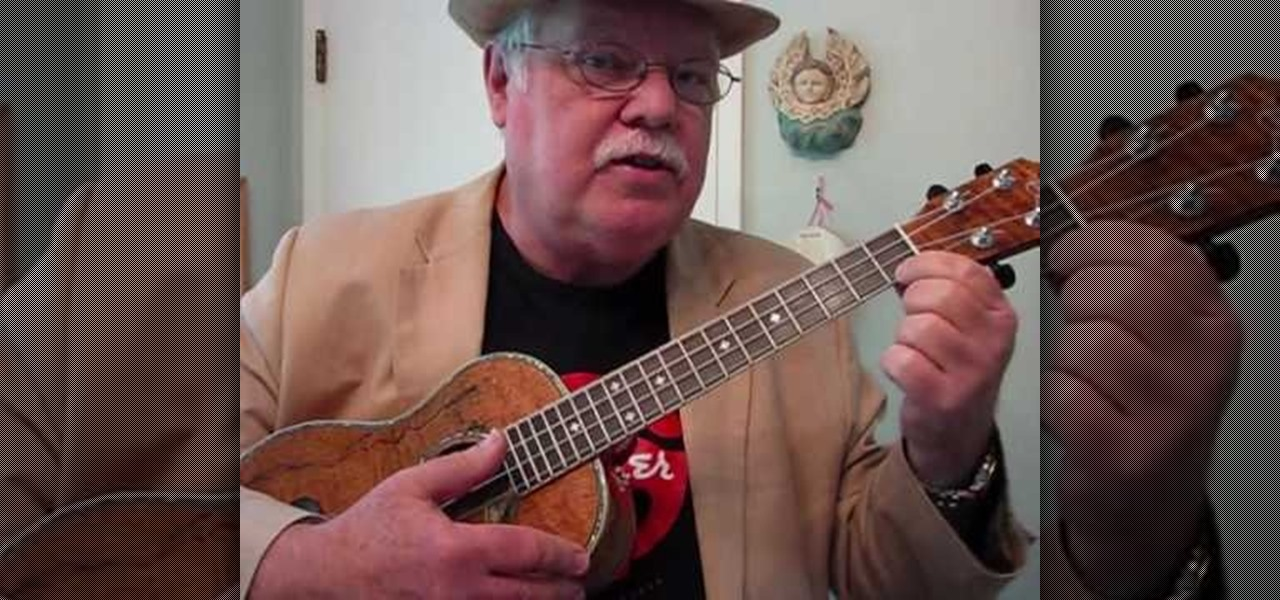 How To Play If I Fell By The Beatles On The Ukulele Ukulele