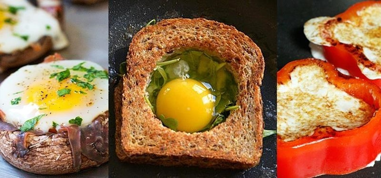 13 Delicious Egg-in-the-Hole Remixes You Gotta Try