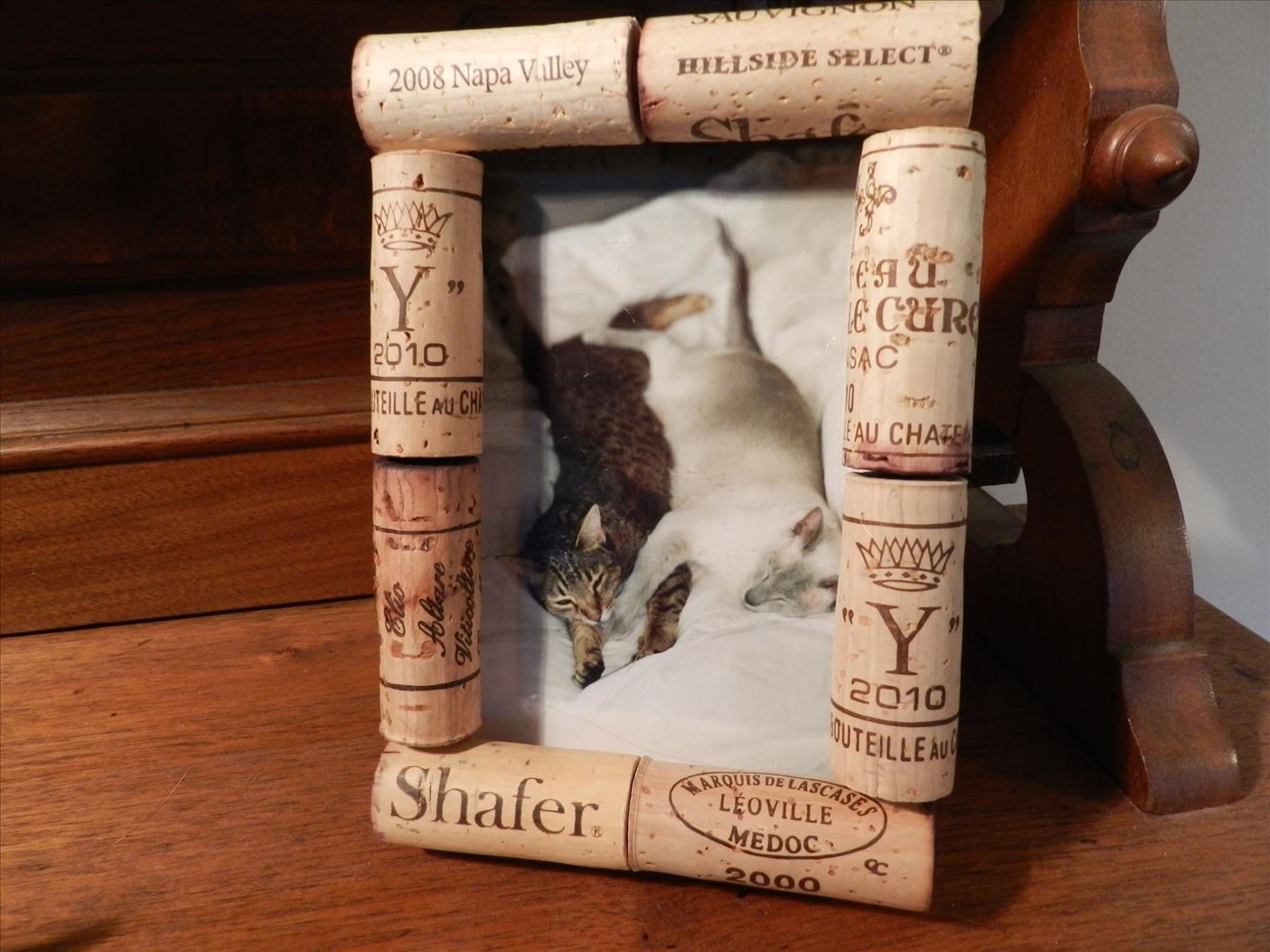 9 Creative Uses for All Those Holiday Wine Corks