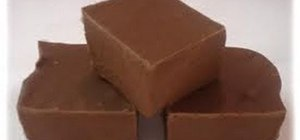 Make quick & easy chocolate fudge