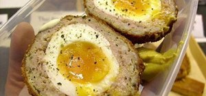 Make simple scotch eggs