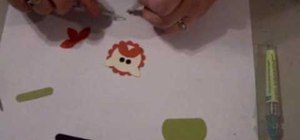 Make a leprechaun punch using Stampin' Up! products