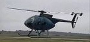 Understand how helicopters work