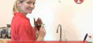 Easily unblock a kitchen sink and waste pipe