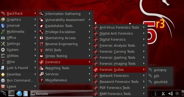 Hack Like a Pro: Digital Forensics for the Aspiring Hacker, Part 1 (Tools & Techniques)