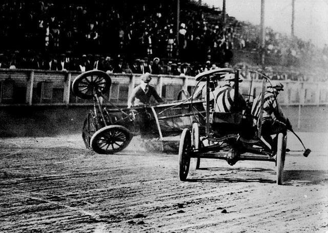 Auto Polo: The Most Steampunk Sport That Isn't Steampunk